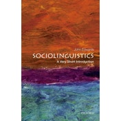 Sociolinguistics: A Very Short Introduction by John Edwards (Paperback, 2013)