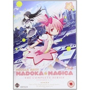 Puella Magi Madoka Magica Complete Series Collection DVD