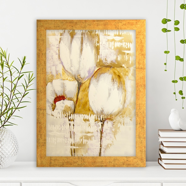 AC2248943081 Multicolor Decorative Framed MDF Painting