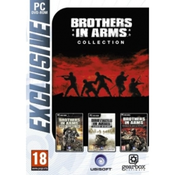 Brothers In Arms Collection Game PC