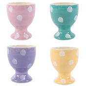 Polka Splodge Egg Cup  Pack Of 12
