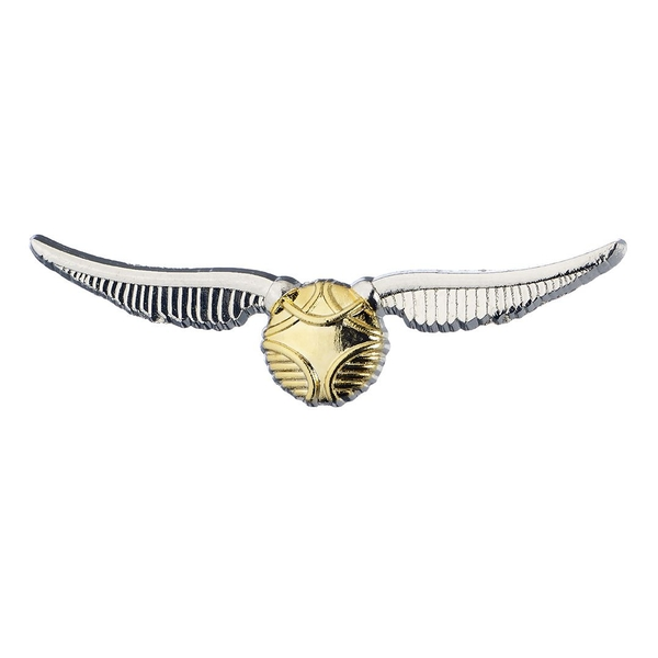 Golden Snitch (Harry Potter) Pin Badge