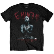 Eminem - Bloody Horror Men's X-Large T-Shirt - Black