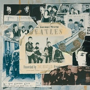 The Beatles - Anthology 1 40 x 40cm Canvas