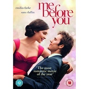 Me Before You (2016) DVD