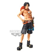 Portgas D. Ace (One Piece) Grandista Resolution of Soldiers PVC Statue