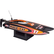 Magic Cat V4 RTR 2.4GHz(Black) (Ripmax) RC Boat