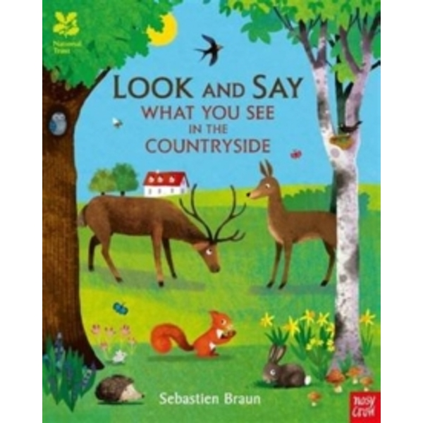 National Trust: Look and Say What You See in the Countryside by Nosy Crow (Paperback, 2016)