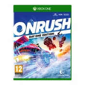 Onrush Day One Edition Xbox One Game (Tombstone DLC)