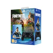 Fortnite DLC + Black V2 Controller Bundle PS4