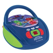Lexibook RCD108PJM PJ Masks Boombox Radio CD Player UK Plug