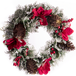 Frosted Christmas Wreath | Pukkr - Image 5