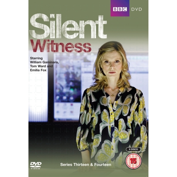 Silent Witness Series 13 and 14 DVD
