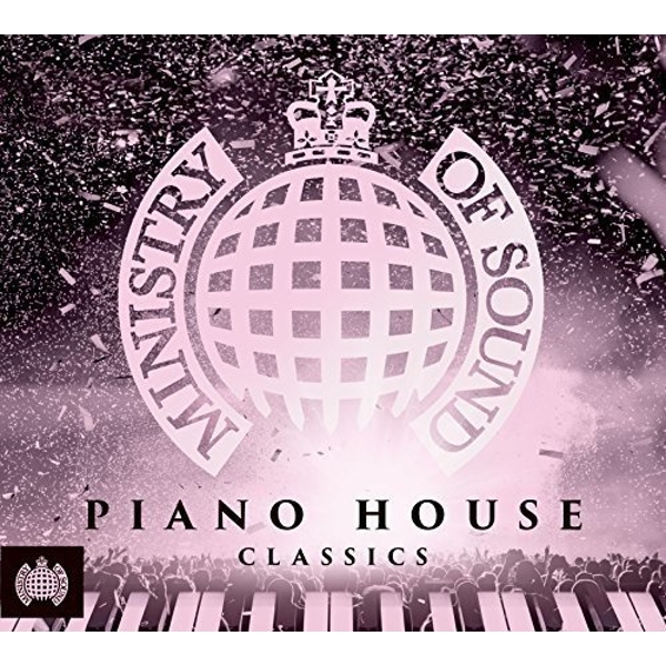 Ministry Of Sound Piano House Classics