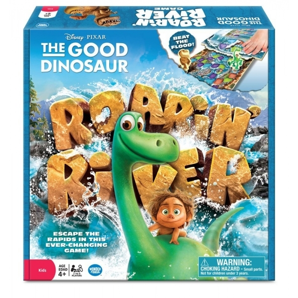 Good Dinosaur Roaring River Game