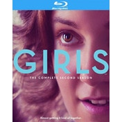 Girls Complete Second Series Blu-Ray