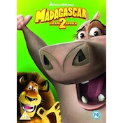 Madagascar: Escape 2 Africa (2018 Artwork Refresh) DVD
