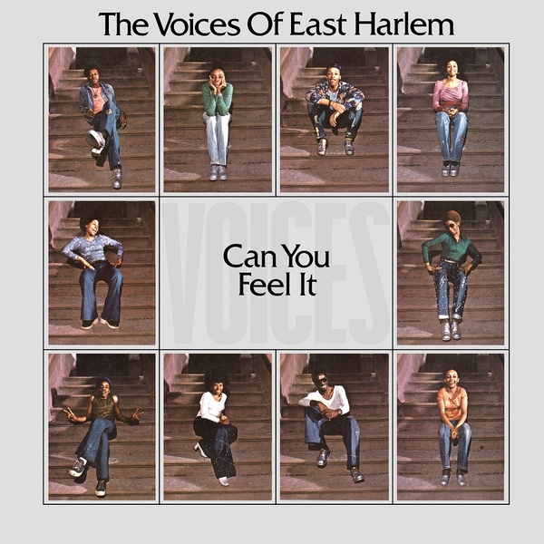 The Voices Of East Harlem - Can You Feel It Vinyl