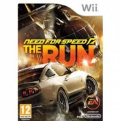 Need For Speed The Run NFS Game Wii