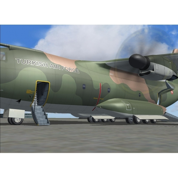 Airbus A400M Modern Airliner Collection Game PC - Image 3
