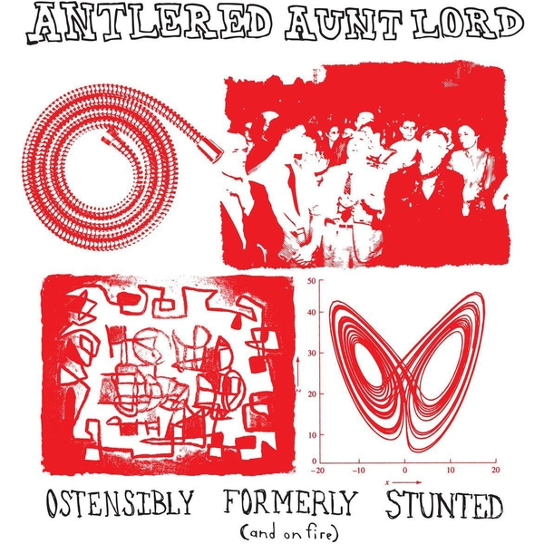 Antlered Aunt Lord - Ostensibly Formerly Stunted Vinyl