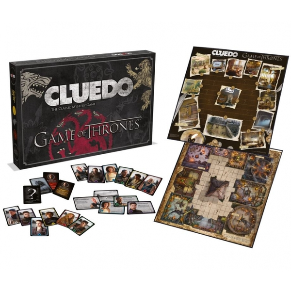 Game Of Thrones Cluedo - Image 3