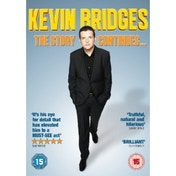Kevin Bridges The Story Continue DVD