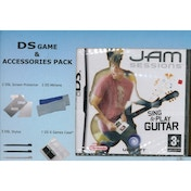 Jam Sessions Game and Blue Accessory Pack DS
