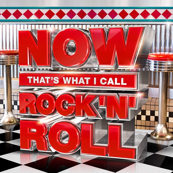 Now That's What I Call Rock 'N' Roll CD