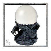 Anne Stokes Dragon Beauty Crystal Ball Holder