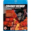 Cowboy Bebop The Movie - DVD/Blu-ray Double Play