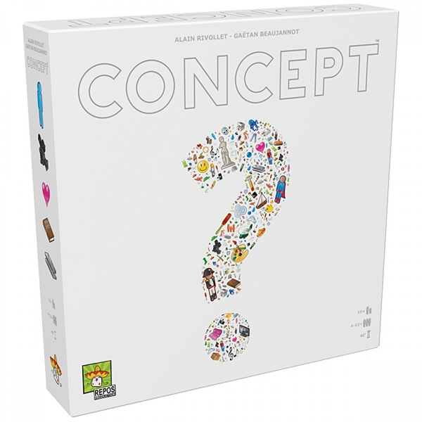 Concept Board Game - Image 1