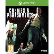 Crimes and Punishments Sherlock Holmes Xbox One Game