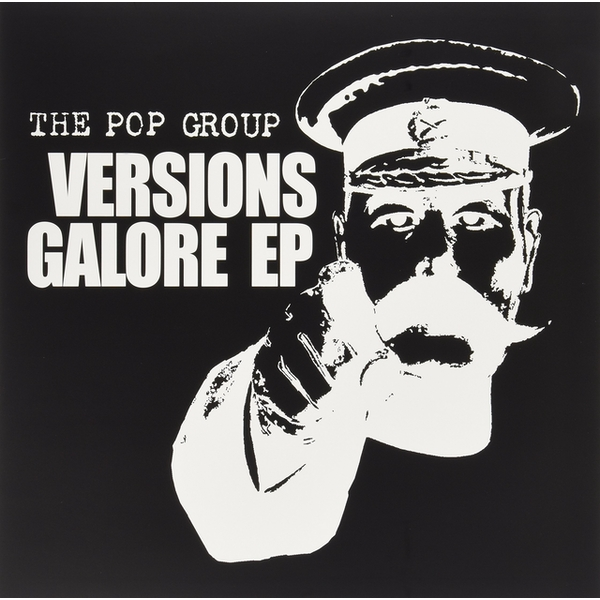 Pop Group - Versions Galore Vinyl