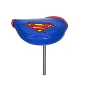 Superman Logo Mallet Putter Golf Club Cover