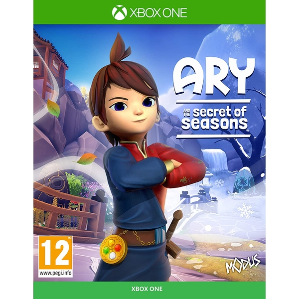 Ary And The Secret Of Seasons Xbox One Game
