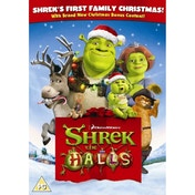 Shrek The Halls DVD