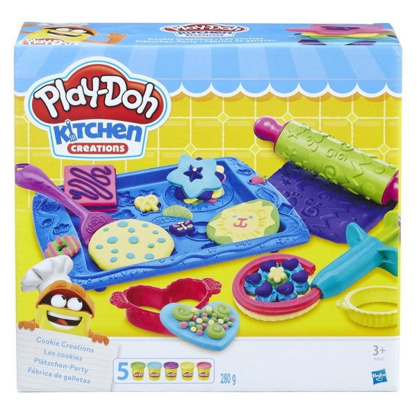 Play-Doh Sweet Shop Cookie Creations Activity Set