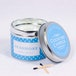 Seashore (Polka Dot Collection) Tin Candle - Image 2
