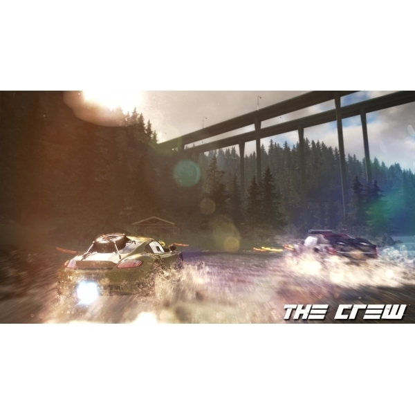 The Crew Game PC (Boxed and Digital Code) - Image 5