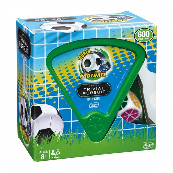 World Football Stars Trivial Pursuit Board Game