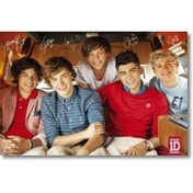 One Direction Single Cover Maxi Poster