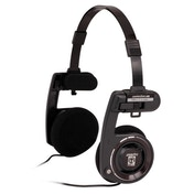 Koss Porta Pro On-Ear Stereo Headphones - Black