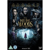 Disney's Into the Woods DVD