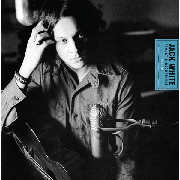 Jack White - Acoustic Recordings 1998 - 2016 Vinyl