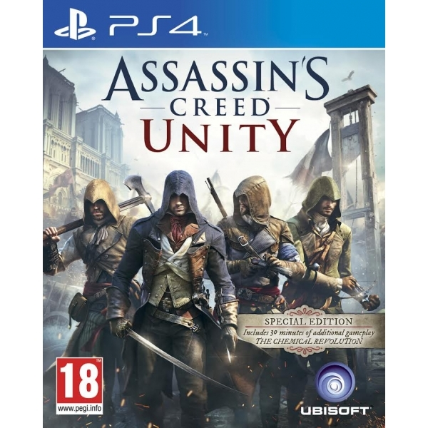Assassin's Creed Unity Special Edition PS4 Game