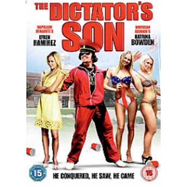The Dictator's Son DVD