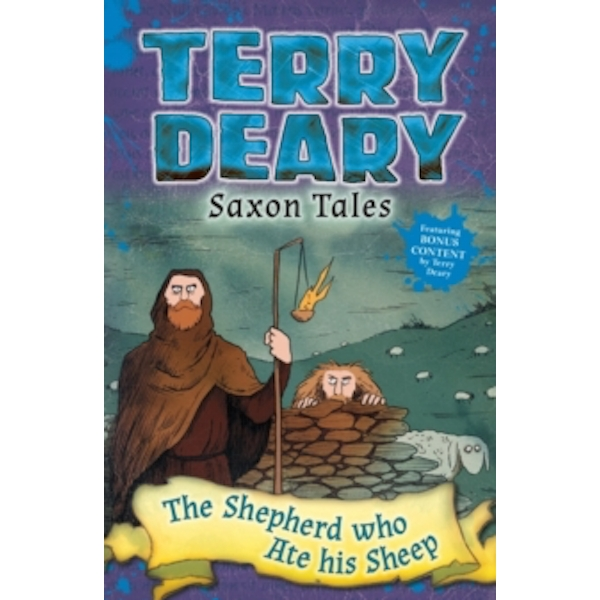 Saxon Tales: The Shepherd Who Ate His Sheep