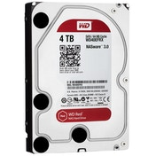 Western Digital Red 4000GB Serial ATA III internal hard drive