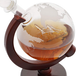 Globe Decanter with Wooden Stand | M&W - Image 5